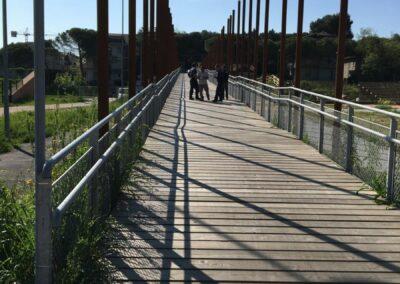 Ponte ciclopedonale 9